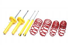 Shock and spring lowering kit 2wd models